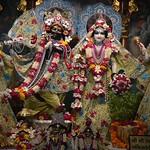 ISKCON Ujjain Deity Darshan 29 July 2019