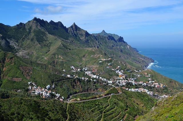 Anaga, Taganana, Tenerife
