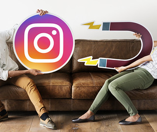 Instagram As A Marketing Tool - 10 Tips for your Business Profile | by Social Feed Wall