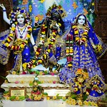 ISKCON GEV Wada Deity Darshan 29 July 2019
