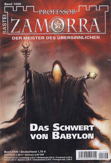 Professor Zamorra #1006