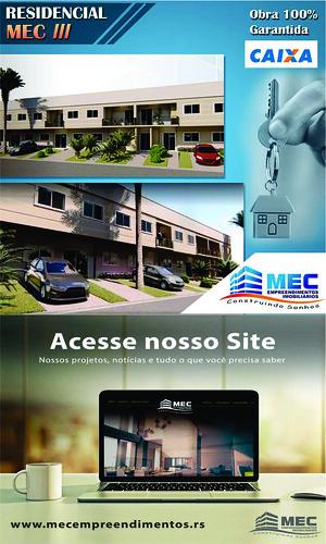 Conheça a MEC Empreendimentos e realize o sonho da casa própria!