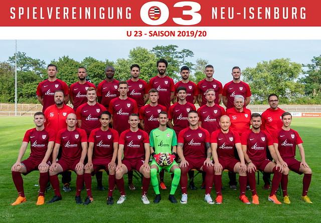 U 23 Saison 2019/20