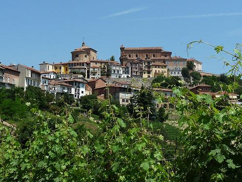 La Morra – nejvýše položená vinařská vesnice, Barolo jako na dlani