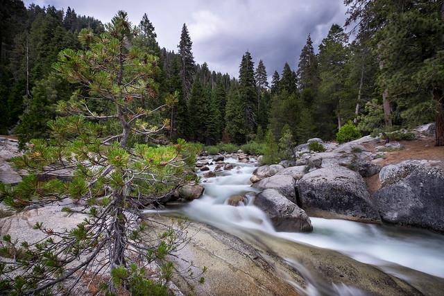 Kaweah River, Sequoia National Park