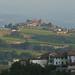 La Morra – výhled z Piazza Castello, foto: Petr Nejedlý