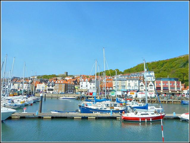 Scarborough Harbour ..