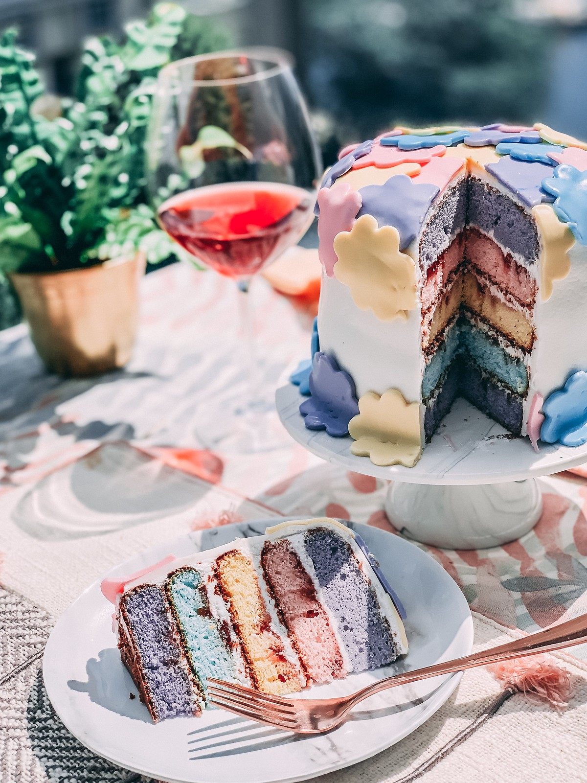 Mi primer pastel