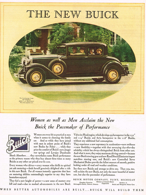 1929 Buick Five-Passenger Coupe