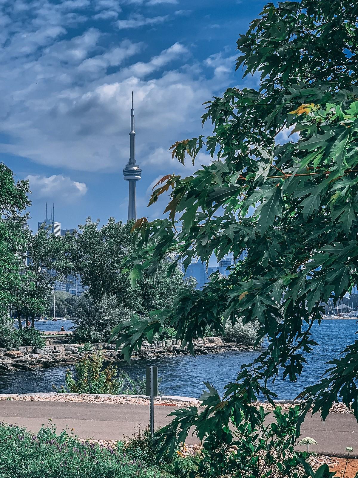 Blog de estilo de vida de Toronto