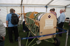 G-EEAA Pietenpol Air Camper (LAA-047-15170] Sywell 010917
