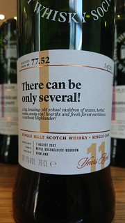 SMWS 77.52 - There can only be several!