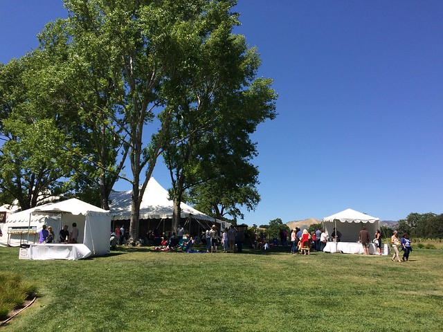 Fess Parker Winery Release Day 2017