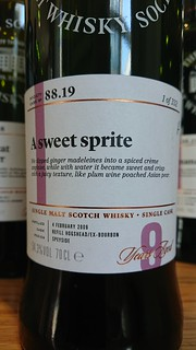 SMWS 88.19 - A sweet sprite