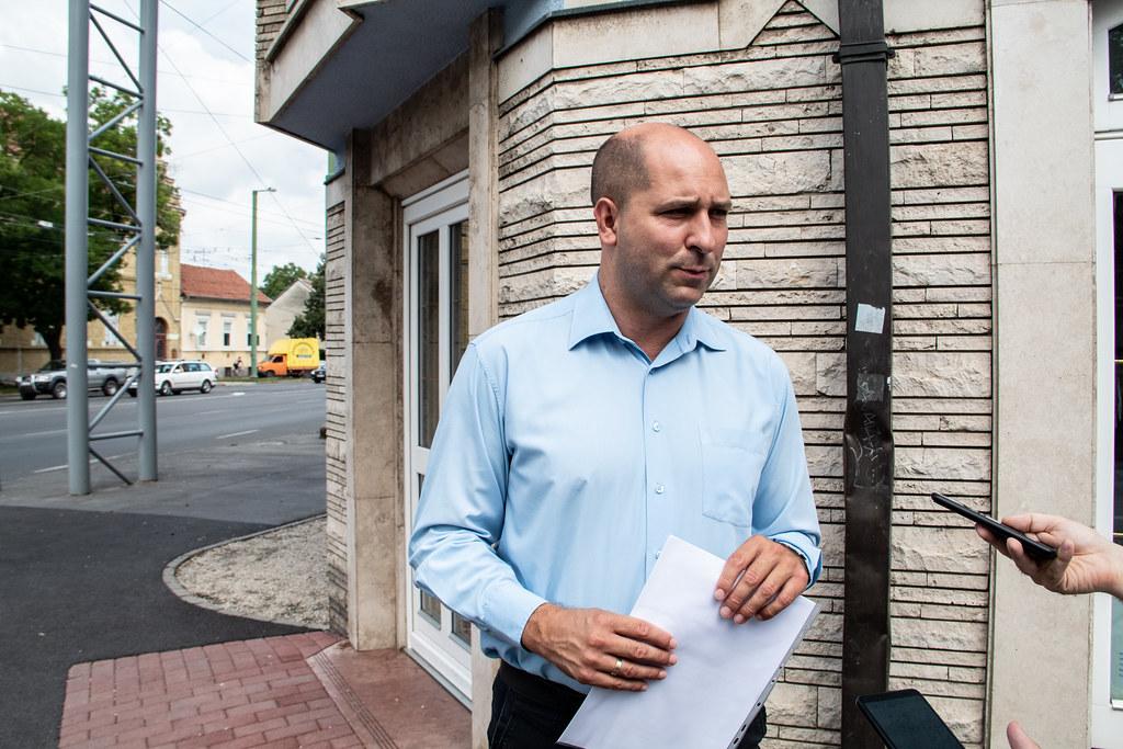 A Rádió 88 melletti közös összefogásra szólít fel Szabó Bálint
