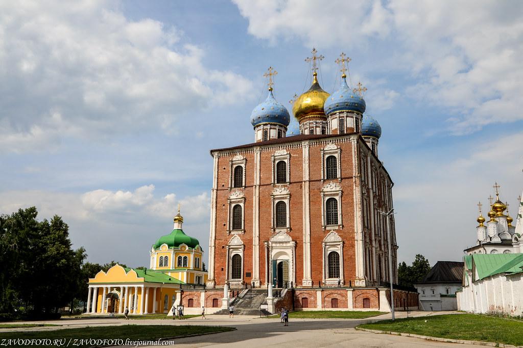 Круиз на Теплоходе «Сергей Образцов». Рязань