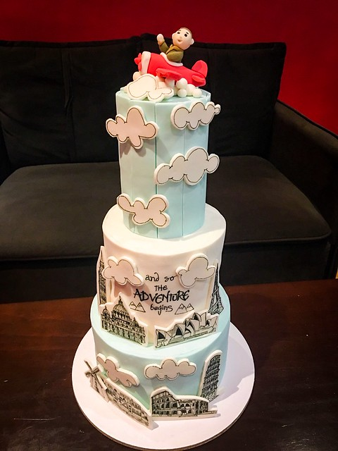 Cake by Lloyd Edward Eugenio