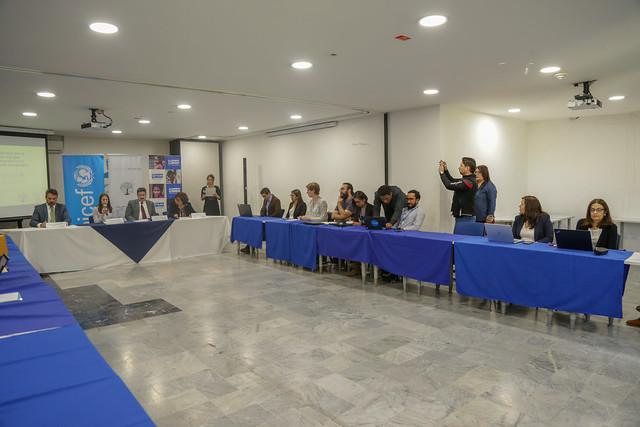 Lanzamiento del Proyecto Construyendo Comunidades Educativas Resilientes en Ecuador