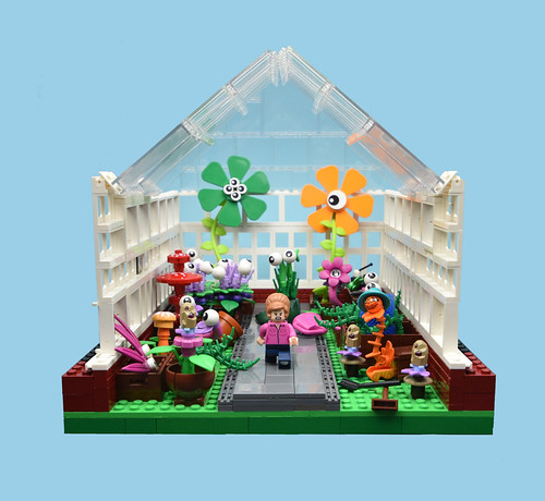 Barbara's Greenhouse Part 2