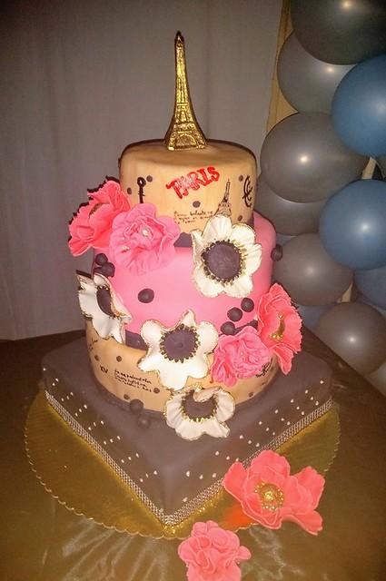 Cake by Luz Gara