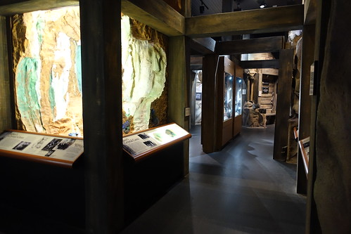 Inside the Mining and Historical Museum. From History Comes Alive in Cochise County, Arizona