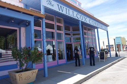 Willcox Commercial. From History Comes Alive in Cochise County, Arizona