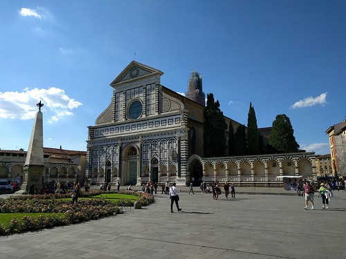 Basilica of Santa Maria Novella. From The Best Free Attractions To Visit In Florence