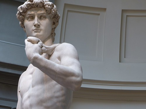 David, at the Accademia . From The Best Free Attractions To Visit In Florence