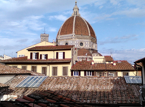 View from the Oblate Library. From The Best Free Attractions To Visit In Florence