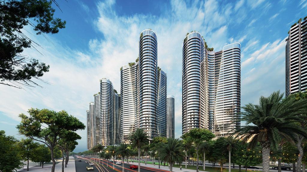 """Sunshine Diamond River quận 7 – """"Resort"""" triệu đô đẳng cấp nhất bờ Nam Sài Gòn 5"""