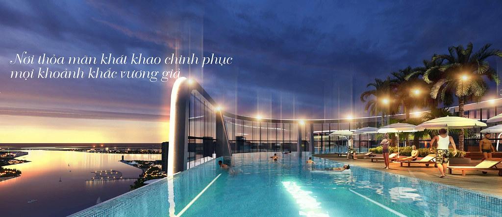 """Sunshine Diamond River quận 7 – """"Resort"""" triệu đô đẳng cấp nhất bờ Nam Sài Gòn 10"""