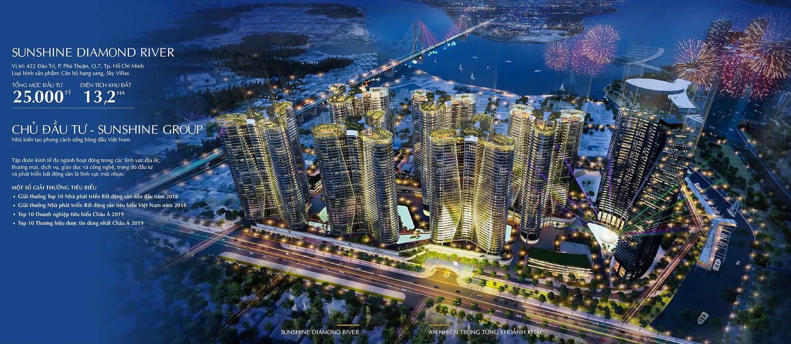 """Sunshine Diamond River quận 7 – """"Resort"""" triệu đô đẳng cấp nhất bờ Nam Sài Gòn 4"""