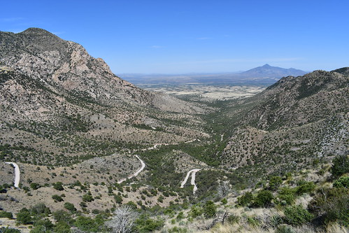 Coronado National Monument View from overlook. From History Comes Alive in Cochise County, Arizona