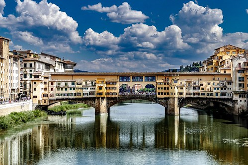 Ponte Vecchio. From The Best Free Attractions To Visit In Florence