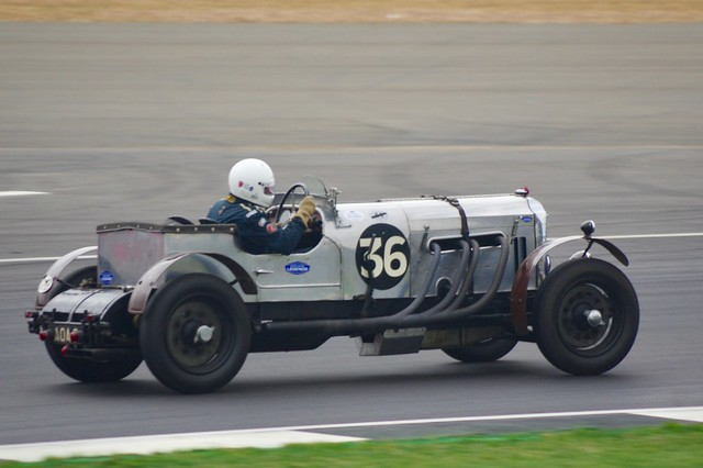 1923 Vauxhall 30/98 - The Hughes Special
