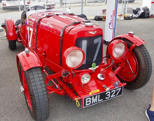 1934 Aston Martin Ulster LM17