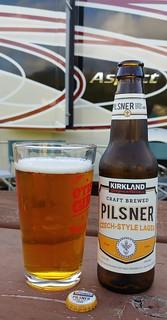 July 23 2019 Kirkland Czeck, Pilsner