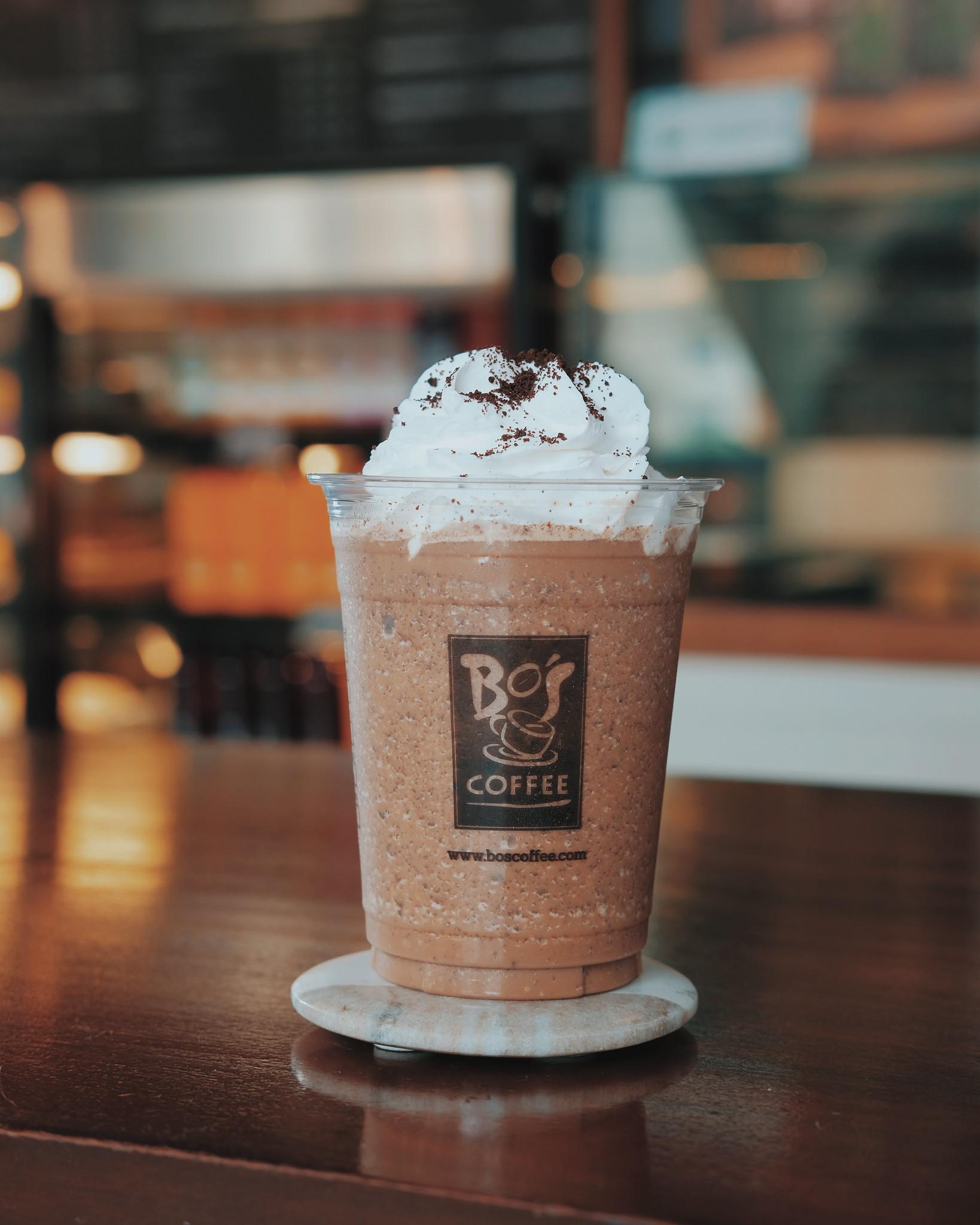 Skip the Line at Bo's Coffee: Order through Messenger