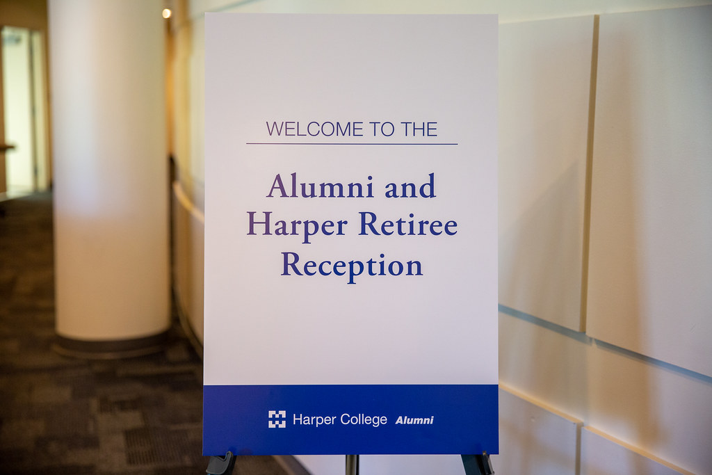 2019 Alumni and Retiree Reception