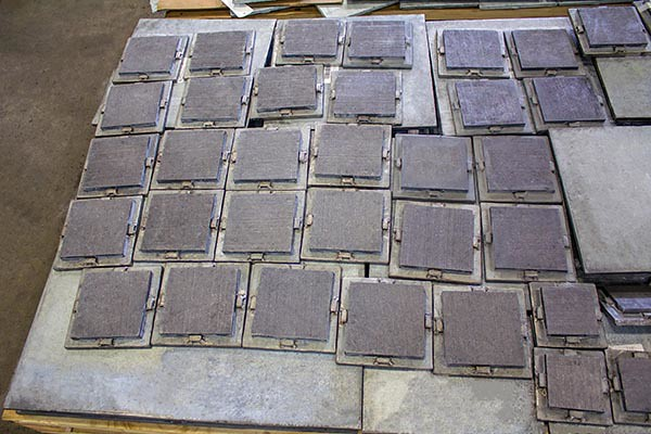 Graphite Slide Plates for an Technology and Engineering Company in North Carolina