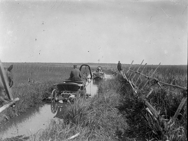 04. 1897. Дорога по болоту