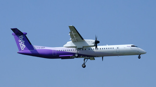Flybe G-JECP