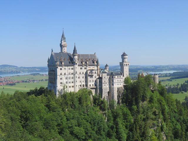 A Fairytale Castle.