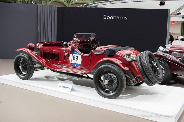 Alfa-Romeo 6C 1750 Gran Sport Spider - 1930