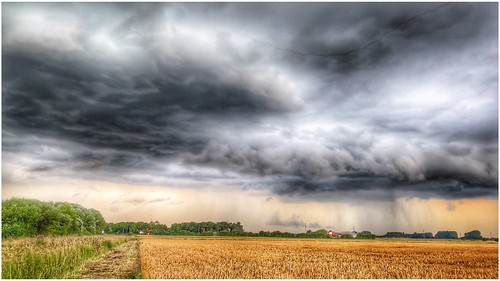 clouds cloud cloudscape stormclouds storm rain rainclouds sky skywatching weather weatherwatch nature naturephotography naturelovers natureseekers countryside fields horizon crops lincolnshire northlincs northlincolnshire nlincs rural outdoors outside image imageof imagecapture photography photoof scenic view dramatic
