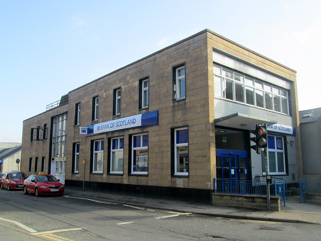 Art Deco Style Bank, Dingwall