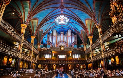 Montreal Organ