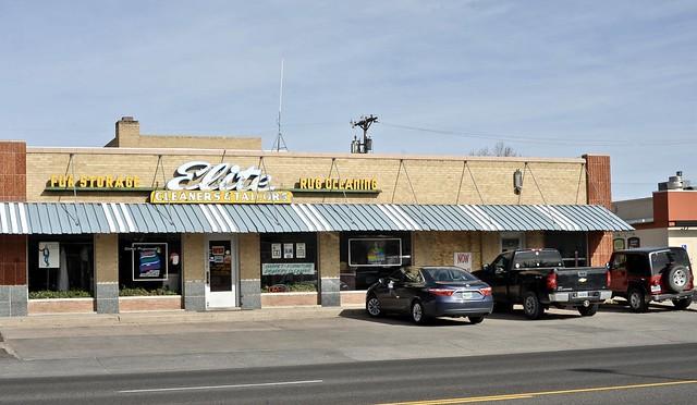 Elite Cleaners & Tailors - Cheyenne, Wyoming.