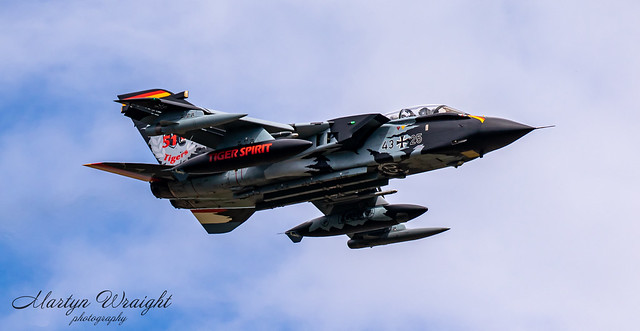 German Air Force Tornado ECR - AG 51