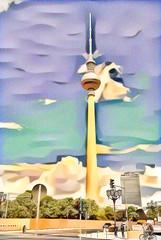 Berlin Fernsehturm (TV Tower)